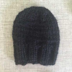 Gratis strikkeopskrift hue - Knit Wit Company