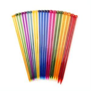 Plastik jumper strikkepinde - sådan vælger du strikkepinde - Knit Wit Company