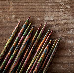 Træ jumper strikkepinde - sådan vælger du strikkepinde - Knit Wit Company