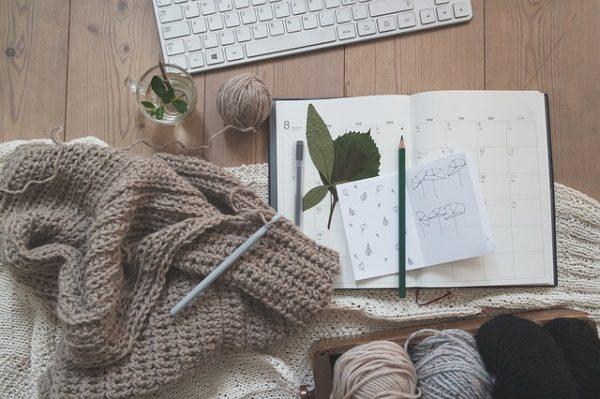Strikkeforkortelser og ordliste (med oversættelse til engelsk) - Knit Wit Company